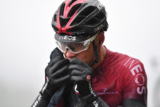 Christopher Froome of Great Britain and Team INEOS (Photo by Tim de Waele/Getty Images)