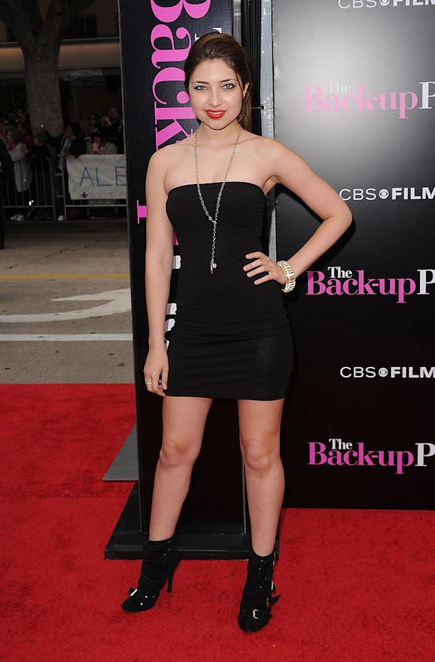 "<a href=""http://movies.yahoo.com/movie/contributor/1809721379"">Shelby Young</a> at the Los Angeles premiere of <a href=""http://movies.yahoo.com/movie/1810107558/info"">The Back-up Plan</a> - 04/21/2010"