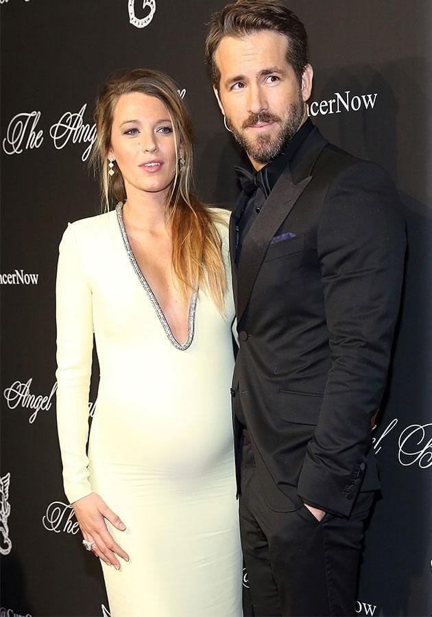 Blake is very secretive about her family but Ryan has a little bit of a big mouth! Photo: Getty Images