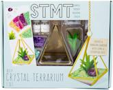 <p>They can create their very own plant to hang with this creative <span> STMT DIY Crystal Terrarium</span> ($18).</p>