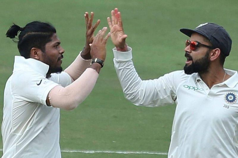 Umesh Yadav could form part of a 3-man pace attack