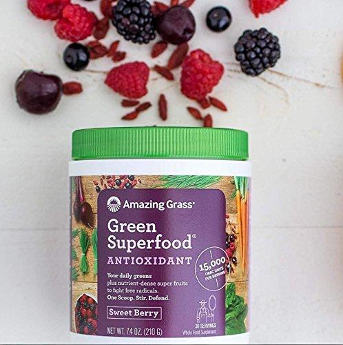 Amazing Grass Green Superfood Antioxidant. (Photo: Amazon)