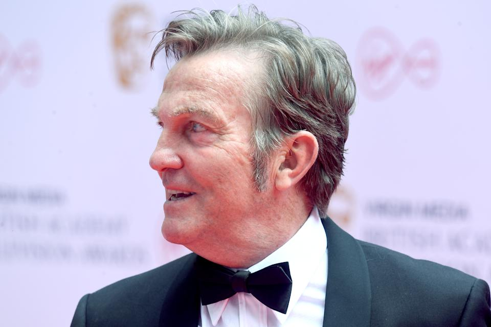 LONDON, ENGLAND - JUNE 06: Bradley Walsh attends the Virgin Media British Academy Television Awards 2021 at Television Centre on June 06, 2021 in London, England. (Photo by Dave J Hogan/Getty Images)