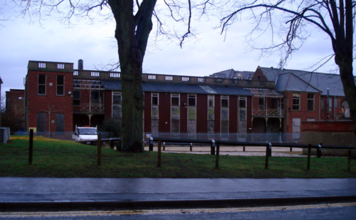 <em>Ms Barbour died after a cardiac arrest at Lincoln County Hospital (Geograph)</em>