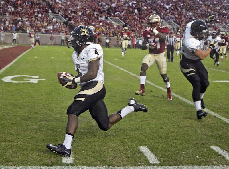 Winston, No. 2 FSU roll past Idaho 80-14