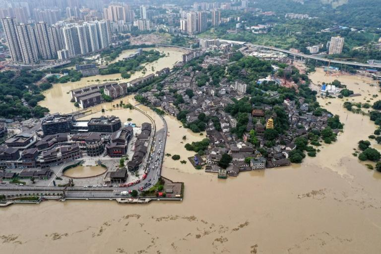 What's behind China's record floods?