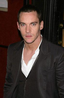 """Premiere: <a href=""""/movie/contributor/1800019579"""">Jonathan Rhys Meyers</a> at the New York City premiere of Warner Bros. Pictures' <a href=""""/movie/1809418605/info"""">August Rush</a> - 11/11/2007<br>Photo: <a href=""""http://www.wireimage.com"""">Jim Spellman, WireImage.com</a>"""