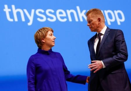 Thyssenkrupp appoints new CEO in bid to rebuild confidence