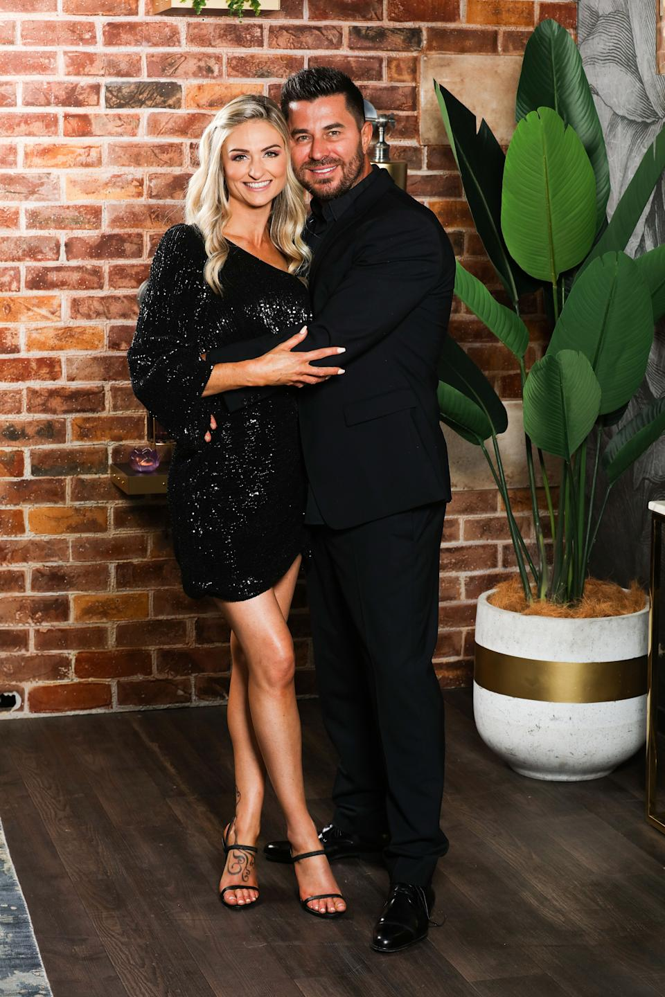 James and Jo from MAFS