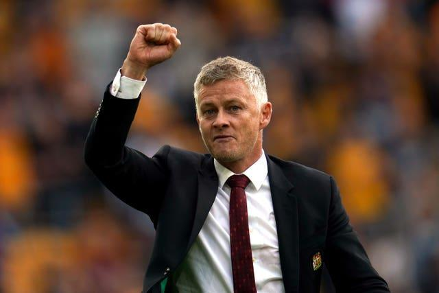 Solskjaer's side had to ride their luck at Molineux