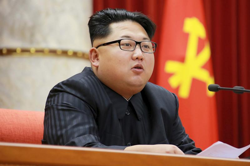 KCNA: Kim Jong-un discusses future U.S.  talks at party meeting