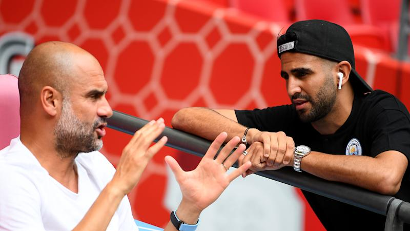 Afcon 2019 triumph made 'exceptional' Mahrez believe in his quality – Man City boss Guardiola