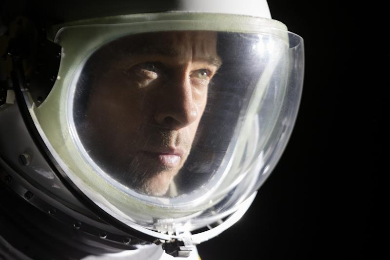 Brad Pitt goes to space in director James Gray's