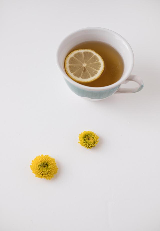 Having warm lemon water first thing in the morning encourages healthy digestion by loosening toxins in your digestive tract. It also helps to relieve symptoms of indigestion such as heartburn, burping, and bloating.