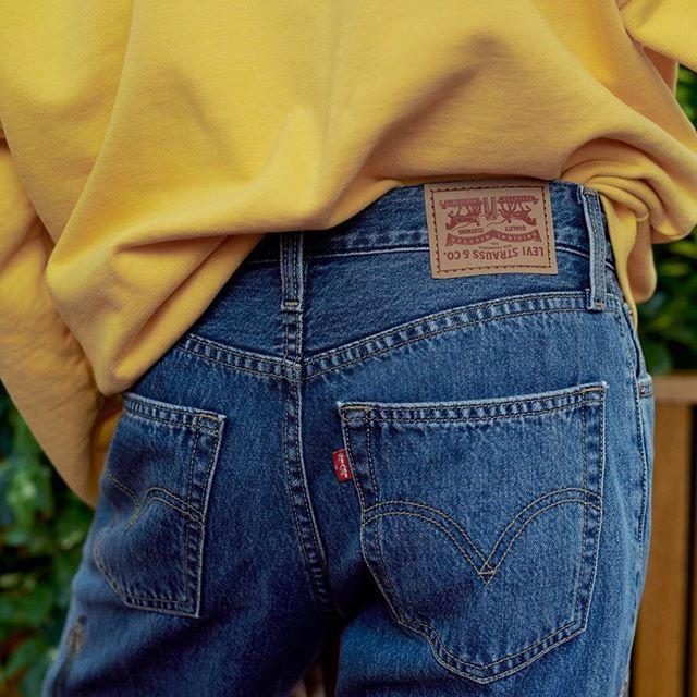"""<p>First up<strong>: </strong>The mother of <em>all </em>denim. What's a more iconically American item of clothing than the <a href=""""https://www.levi.com/US/en_US/?Camp=SEM*EC*US*EN*Brand%20-%20Non-RLSA%20-%20Core%20-%20TM%20Levis%20-%20Exact%20-%20Google%20-%20Desktop*brand*goog**20181012*&gclid=CjwKCAjwh472BRAGEiwAvHVfGp0Xh-Ih3KATFsclsuuNl_z2-ZH2qxQPJ9EJ3-HJeoJFFAanV6SyZxoCG-oQAvD_BwE&gclsrc=aw.ds"""" rel=""""nofollow noopener"""" target=""""_blank"""" data-ylk=""""slk:Levi's"""" class=""""link rapid-noclick-resp"""">Levi's</a> 501 jean? Started in 1873, Levi's were originally made for the working man. Today, they're a fashion staple at the top of every woman's must-have denim list. Don't know which one to try? We love the Ribcage Straight and Wedgie Fit jean silhouettes. </p><p><strong>Best Seller:</strong> <em><a href=""""https://www.levi.com/US/en_US/apparel/clothing/bottoms/ribcage-straight-ankle-womens-jeans/p/726930011"""" rel=""""nofollow noopener"""" target=""""_blank"""" data-ylk=""""slk:Ribcage Straight Ankle Women's Jeans"""" class=""""link rapid-noclick-resp"""">Ribcage Straight Ankle Women's Jeans</a>, $98</em></p><p><strong>Our Pick: </strong><a href=""""https://www.levi.com/US/en_US/clothing/women/jeans/high-loose-womens-jeans/p/268720005"""" rel=""""nofollow noopener"""" target=""""_blank"""" data-ylk=""""slk:High Loose Women's Jeans"""" class=""""link rapid-noclick-resp""""><em>High Loose Women's Jeans</em></a>, $98</p><p><a href=""""https://www.instagram.com/p/BzwGctAADFw/"""" rel=""""nofollow noopener"""" target=""""_blank"""" data-ylk=""""slk:See the original post on Instagram"""" class=""""link rapid-noclick-resp"""">See the original post on Instagram</a></p>"""