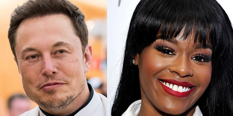 Azealia Banks Elon Musk Combo Photo