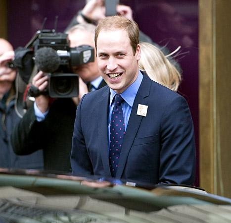 Prince William Jokes That Kate Middleton Wouldn't Approve of Him Getting a Playstation 4