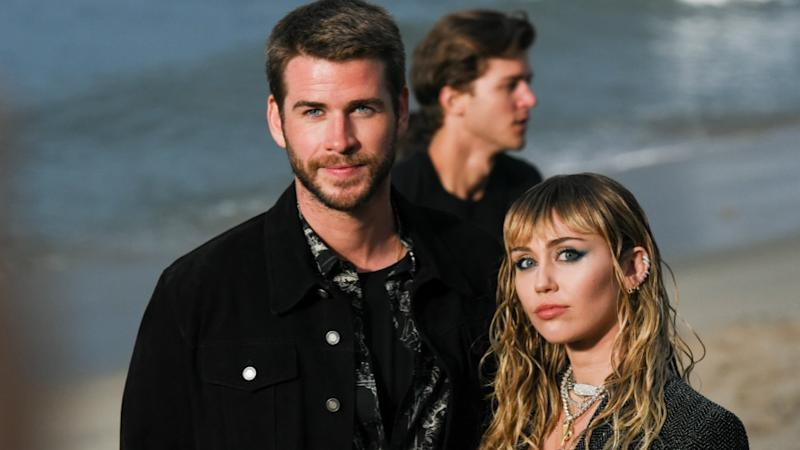 Liam Hemsworth is making his split with Miley Cyrus official. Photo: Getty Images