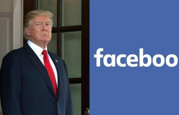 Facebook has suspended Donald Trump's account for two years, Nick Clegg confirms