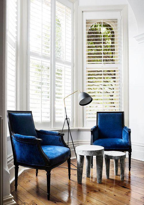 """<p>""""Some people may be skittish about buying upholstered chairs vintage, but they tend to be vastly superior to modern creations,"""" says Alison Abrams, general manager of <a href=""""https://furnishgreen.com/"""" rel=""""nofollow noopener"""" target=""""_blank"""" data-ylk=""""slk:Furnish Green"""" class=""""link rapid-noclick-resp"""">Furnish Green</a>, a vintage store in NYC. """"Vintage upholstery charms and tells a story in a way that wood and metal aren't always able to. The colors, patterns, and textures of upholstered pieces give each one a distinct personality. Though they may come with a few stains or imperfections, they are well-crafted to withstand use."""" And they'll stand the test of time, too: if you tire of the fabric or want to redecorate, just switch upholstery. </p><p>""""Though the construction [of] vintage furniture is usually sturdier, it's good to be aware of the fragility of old thread,"""" cautions Abrams. """"If [it] hasn't been regularly sat in for decades, you may find small splits in seams within the first few months of use. These can usually be easily repaired with a thick needle and strong thread."""" Plus, buying mismatched chairs creates a fun look. And if you're not a fan of the fabric, just switch it out! </p>"""