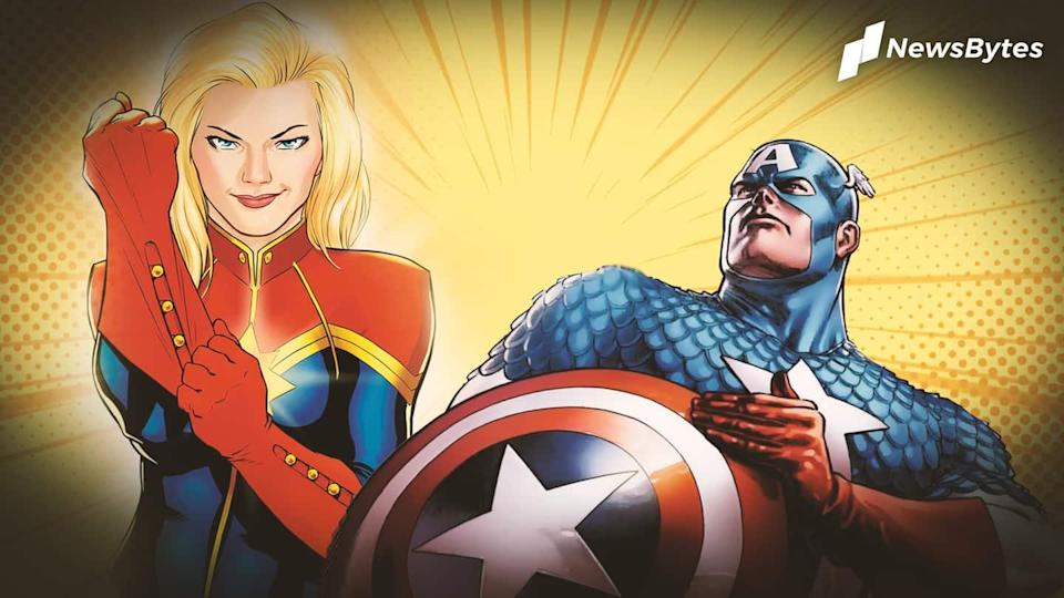 #ComicBytes: Marvel characters who have served in the military