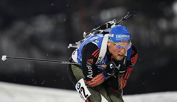 Biathlon: Erik Lesser sieht Single-Mixed-Staffel kritisch
