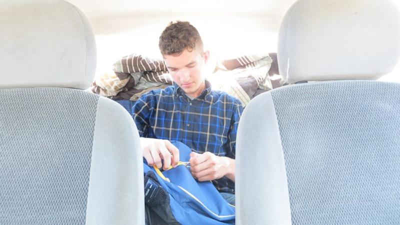 College Student's Secret Life: I Lived in My Car