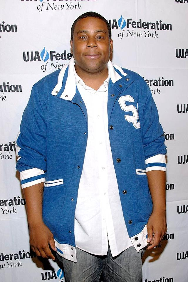 """Kenan Thompson turns 33 Ben Gabbe/<a href=""""http://www.gettyimages.com/"""" target=""""new"""">GettyImages.com</a> - April 14, 2011"""