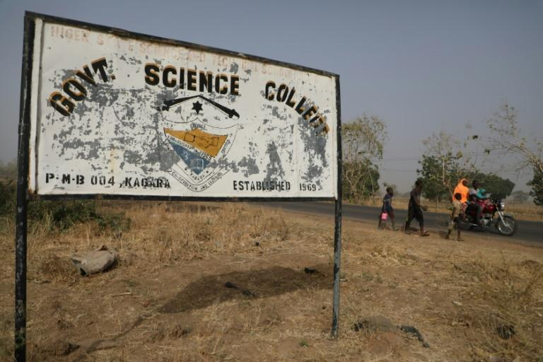 Heavily-armed men in military uniforms raided the Government Science College in Kagara early Wednesday