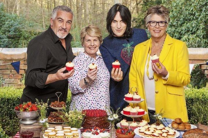 New week: The Great British Bake Off will reportedly get a vegan week: PA
