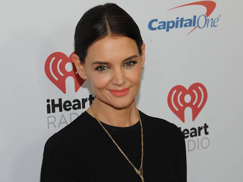 Katie Holmes purchased cashmere bra because she wasn't feeling 'sexy'