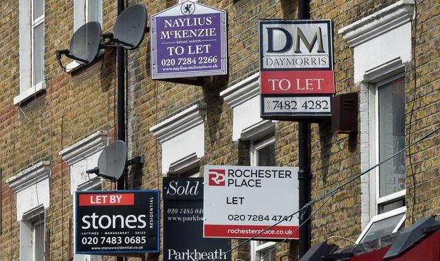 Eviction ban in England and Wales extended by four weeks