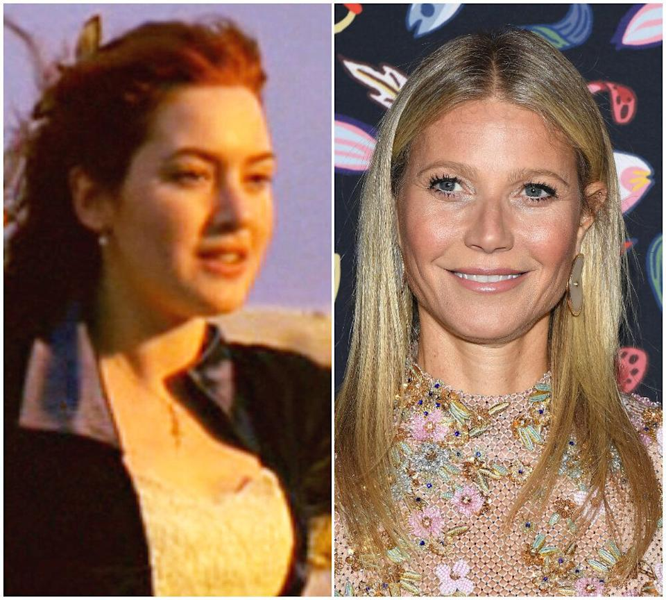 Kate Winslet and Gwyneth Paltrow (Photo: Rex/Getty)