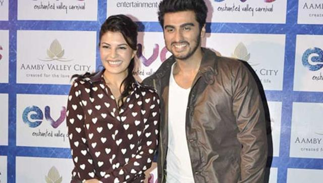 Arjun KapoorLinked with Jacqueline Fernandez :Arjun Kapoor makes it a point to say that he is single and ready to mingle. Tabloids reported about his special interest in Jacqueline but while she laughed it off, he would actually get annoyed when questioned.