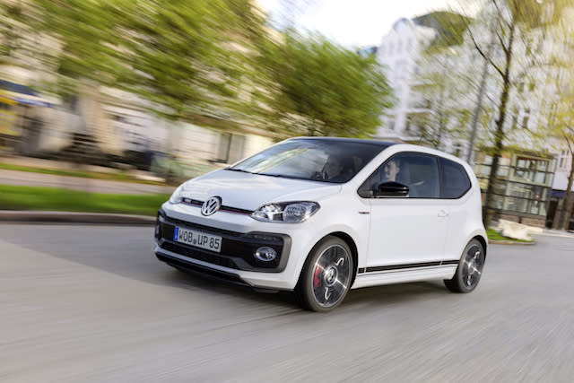 Volkswagen's new hot supermini has a starting price of £13,750