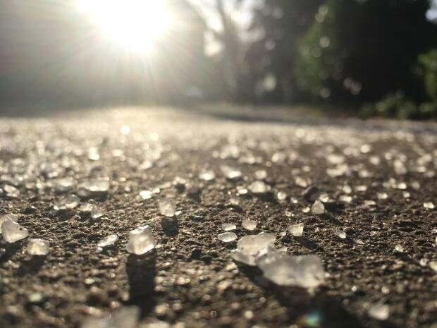 Instead of using salt, which is ineffective in  temperatures under –10C,  the Ottawa Riverkeeper suggests using salt, gravel or even cat litter to provide traction.