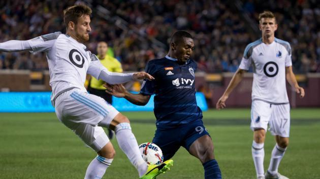 <p>MLS Review: Sporting KC held by Minnesota</p>