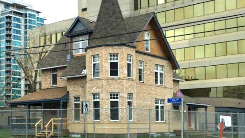 Historic McHugh House has promising future as Beltline community hub
