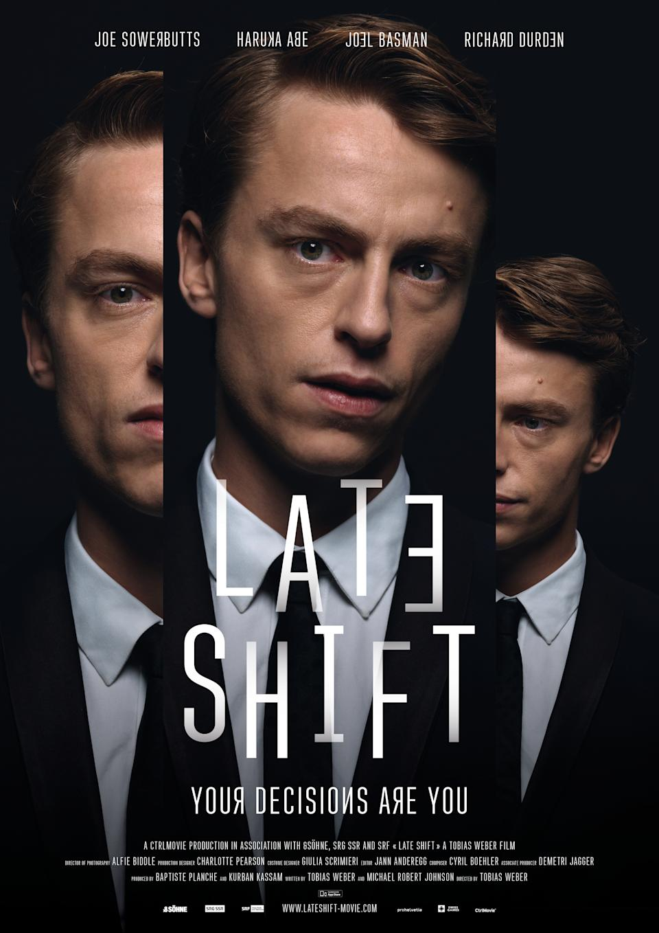 Late Shift, an interactive movie by CtrlMovie.