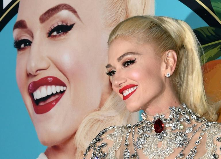 "Moore mischievously suggests Trump decided to run when he realized Gwen Stefani (pictured) commanded a higher fee for appearing on reality show ""The Voice"" than he did for headlining ""The Apprentice"""
