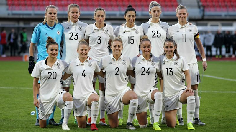 Germany women: Our country does not know our names