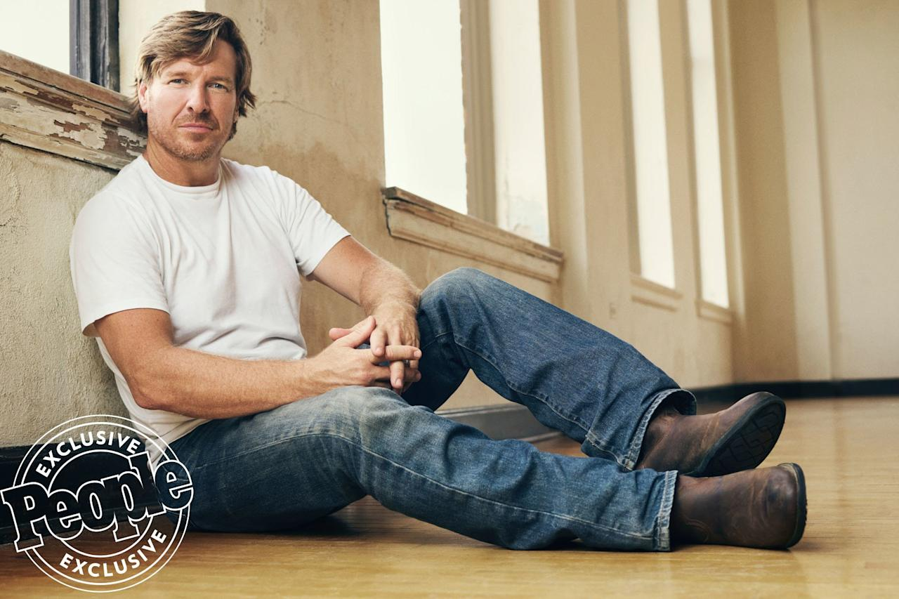 "The former <em>Fixer Upper</em> star and father of 5 opens up about <a href=""https://people.com/parents/chip-gaines-kids-parenting-fails-forgotten-birthdays/"">not always being a perfect parent</a> in this week's PEOPLE cover story, but he's still a #1 dad in the eyes of <a href=""https://people.com/parents/joanna-gaines-chip-welcome-son-fifth-child/"">Crew</a>, 11 months, <a href=""https://people.com/parents/joanna-gaines-daughter-emmie-drew-sink-marker-god-message/"">Emmie Kay</a>, 9, <a href=""https://people.com/home/chip-gaines-golfs-with-sons-drake-and-duke-amid-writer-apology/"">Duke</a>, 10, <a href=""https://people.com/home/chip-gaines-daughter-ella-baby-crew-half-marathon/"">Ella Rose</a>, 12, and <a href=""https://people.com/home/chip-gaines-and-13-year-old-son-drake-pull-of-incredible-stunt-involving-a-jet-ski/"">Drake</a>, 14.  Here, he shares his favorite giftable items from his and wife Joanna's Magnolia store and Hearth & Hand collection for Target — and a few surprise items he loves."