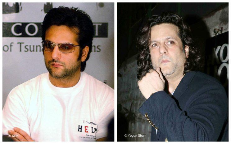 Bollywood's missing stars: Fardeen Khan