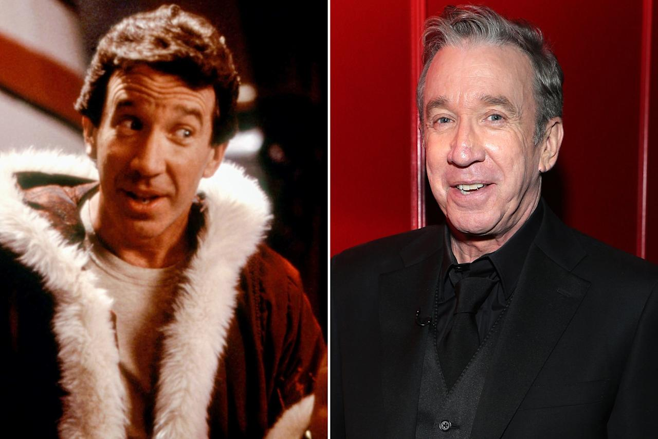 """Going into<em>The Santa Clause</em>, <a href=""""https://ew.com/tag/tim-allen/"""">Tim Allen</a> was best known as the comedian leading the hit ABC show<a href=""""https://ew.com/creative-work/home-improvement/""""><em>Home Improvement</em></a>. He would go on to star in movies including <a href=""""https://ew.com/creative-work/toy-story/""""><em>Toy Story</em></a>(and its sequels),<em><a href=""""https://ew.com/creative-work/galaxy-quest/"""">Galaxy Quest</a></em>, and<a href=""""https://ew.com/creative-work/christmas-with-the-kranks/""""><em>Christmas With The Kranks</em></a>, not to mention two more <em>Santa Clause</em> installments. He also returned to TV in 2011 with the sitcom <em><a href=""""https://ew.com/creative-work/last-man-standing/"""">Last Man Standing</a></em>, which was rescued from cancellation by Fox last year."""