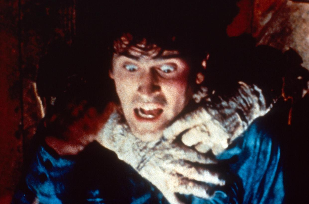Campbell comes to grips with his fears in The Evil Dead (Photo: New Line Cinema/courtesy Everett Collection)