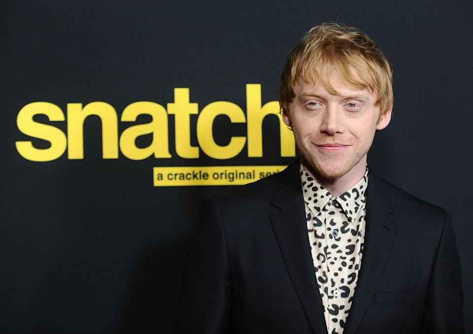 """Rupert Grint has a very good reason as to why he almost quit acting after """"Harry Potter"""""""