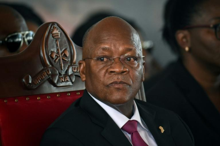 Magufuli had been missing from public view for almost three weeks, fuelling rumours of his ill health