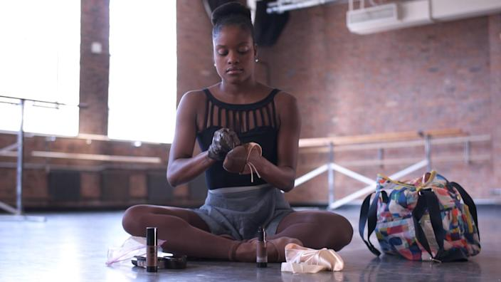 Ingrid Silva, like many dancers of color, has had to