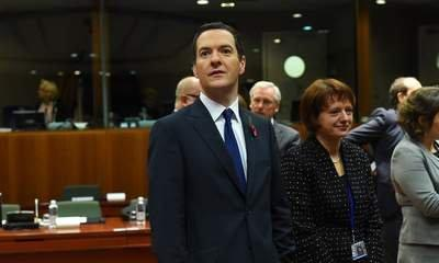 Osborne On Trip To Drum Up EU Reform Support