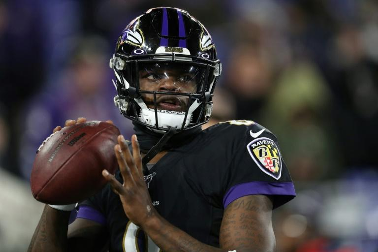 Ravens' Jackson finishes 1st in fan voting for Pro Bowl